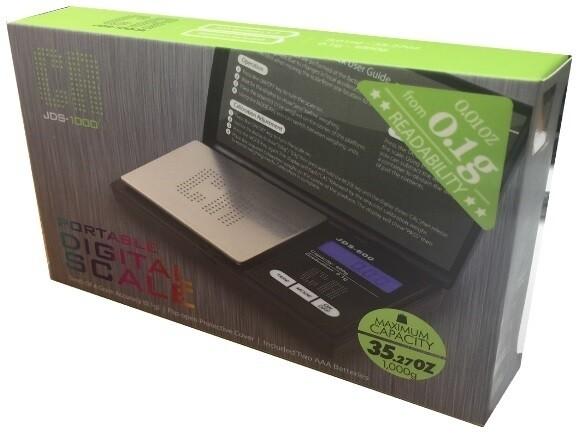 Portable Pocket Scale jds-1000B