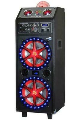 Dolphin SP-64BT Bluetooth Party Speaker System