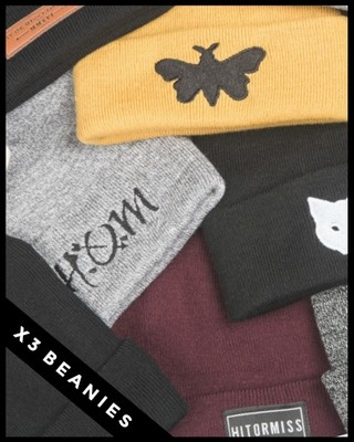 X3 Beanie Bundle Deal