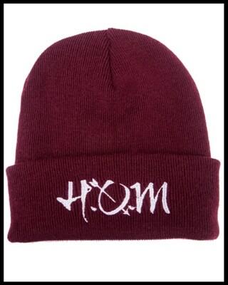 HOM Logo - Maroon
