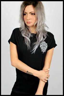 Lock T-Shirt - Black