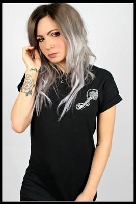 Key T-Shirt - Black