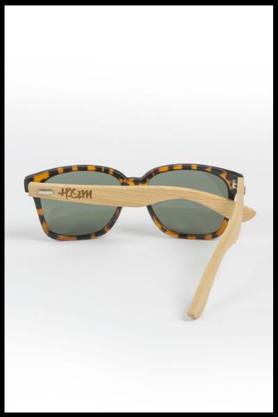 HOM Wayfarer Sunglasses - Tortoise Shell