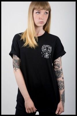 Hands & Knives T-Shirt - Black