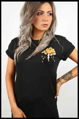 Balloon T-Shirt - Black