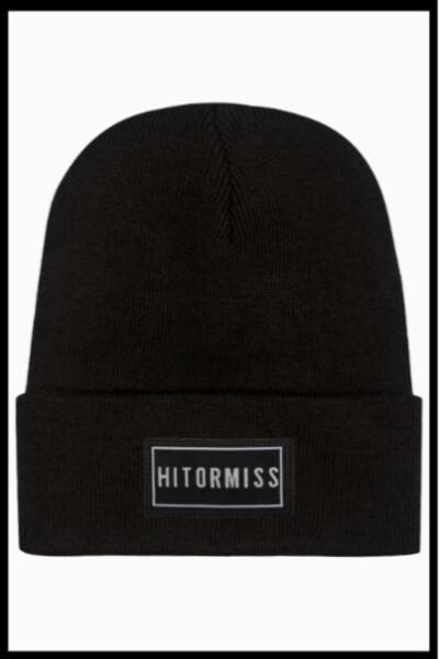 Hit Or Miss Label - Black [PRE-ORDER]