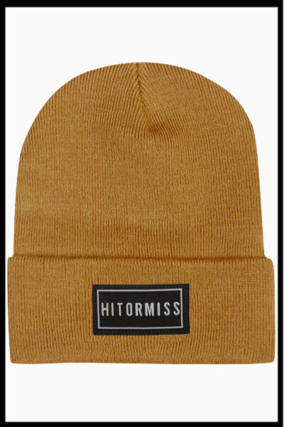 Hit Or Miss Label - Hazelnut