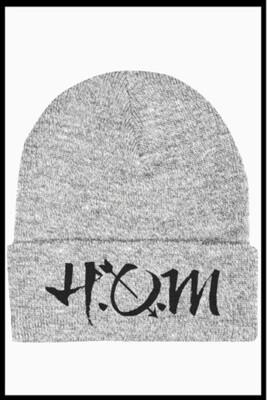 HOM Logo - Grey