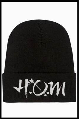 HOM Logo - Black