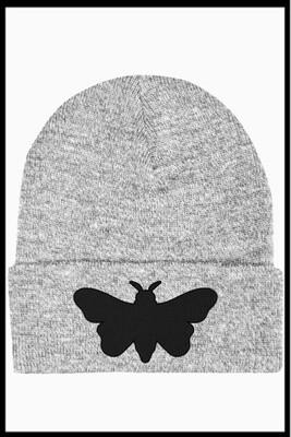 Moth - Grey