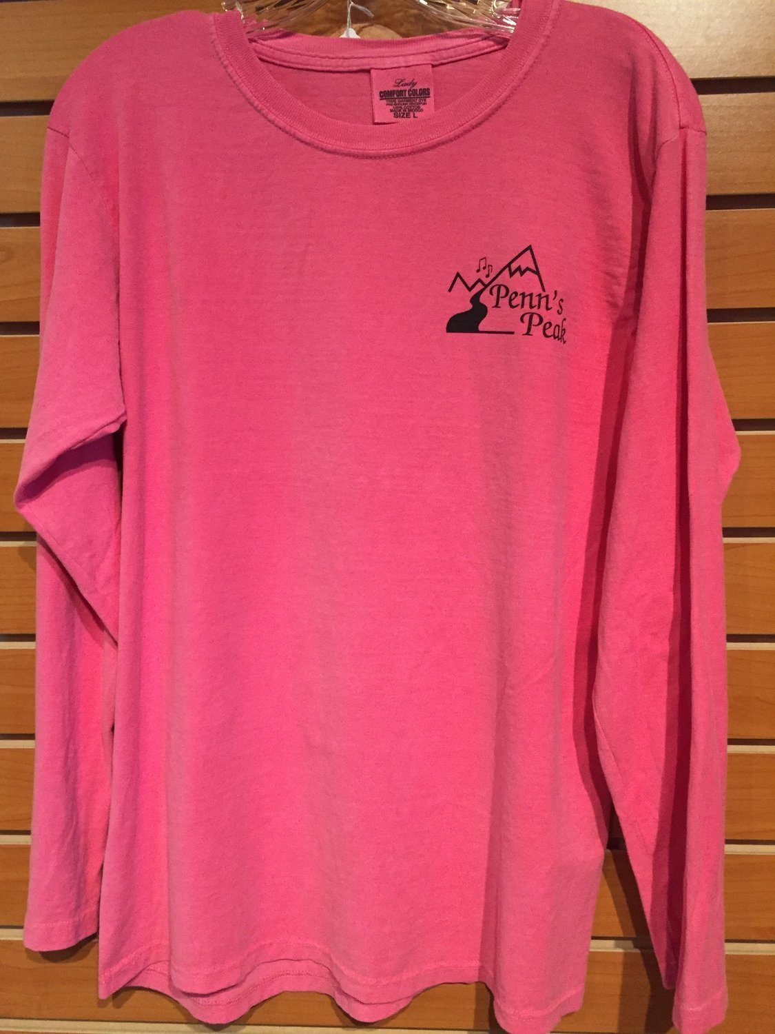 Penn's Peak Lady's Long Sleeve T-shirt