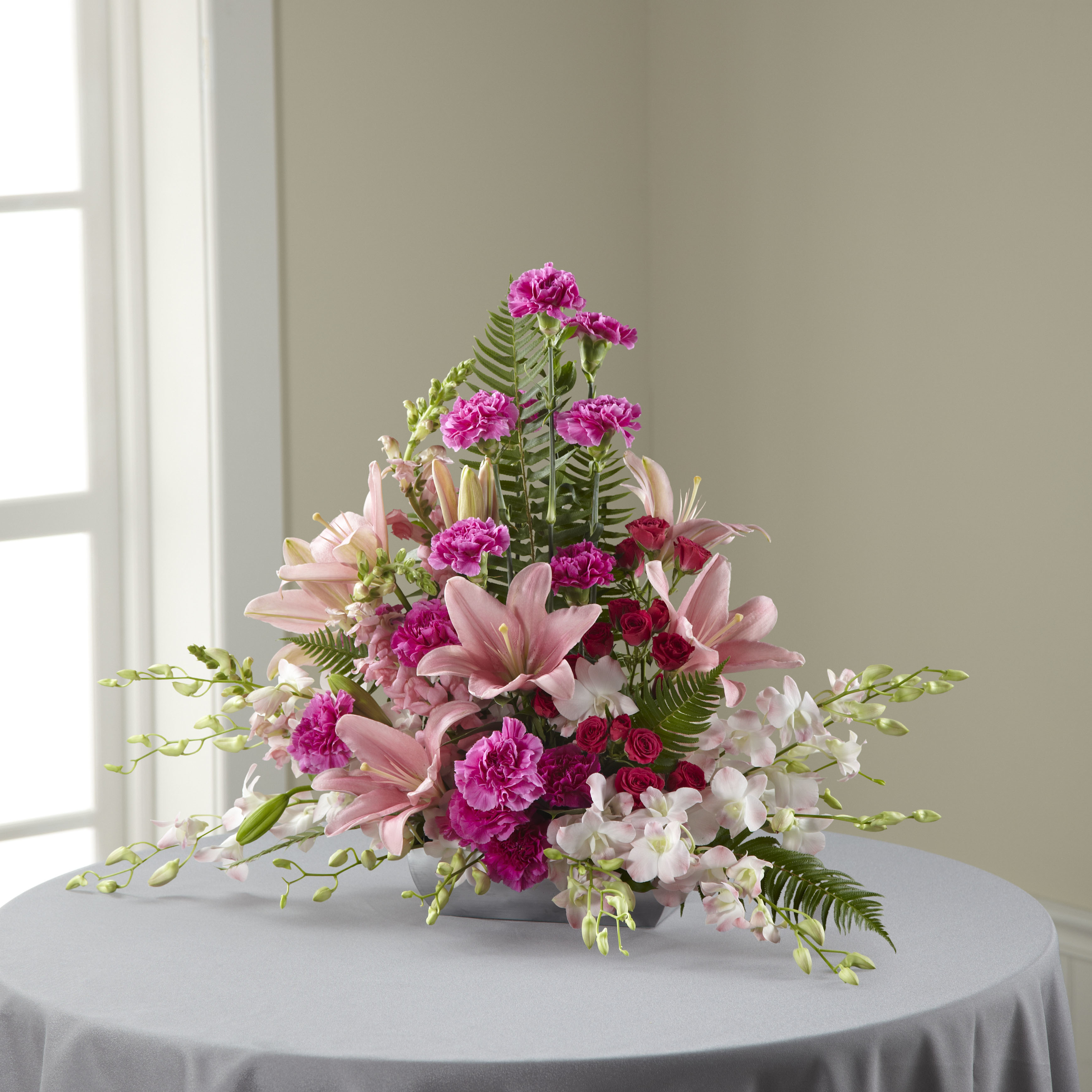 The ftd uplifting moments by tognoli gifts fresh flowers gift s15 4988 the ftd uplifting moments arrangement by tognoli gifts izmirmasajfo