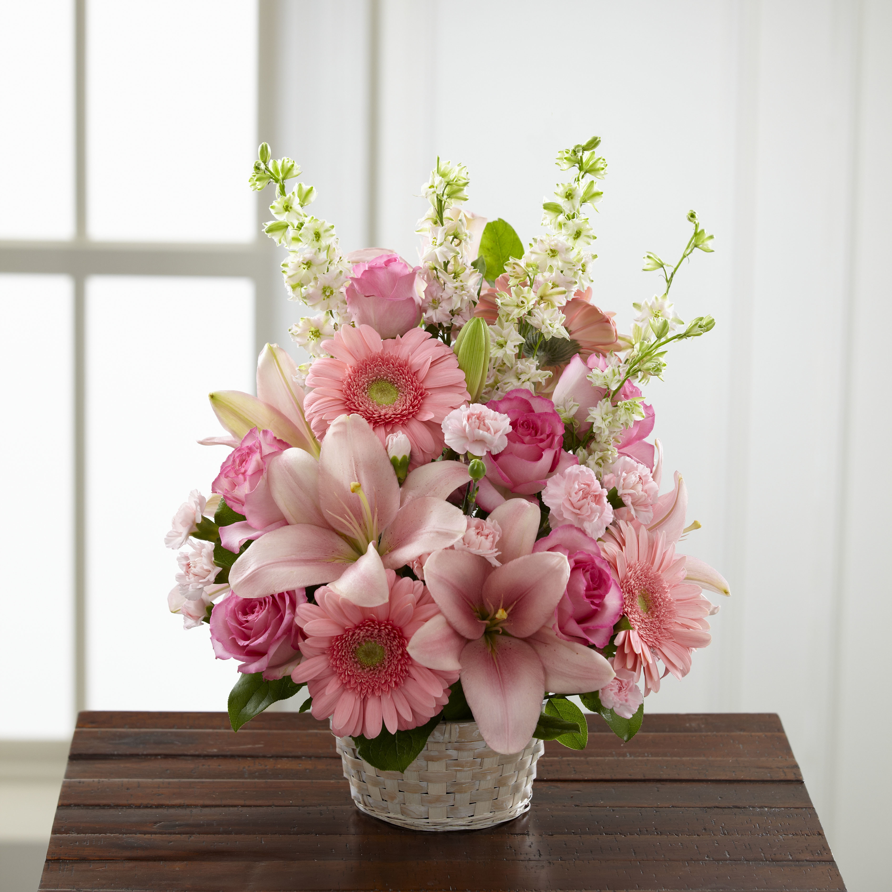 The FTD® Whispering Love™ Arrangement by Tognoli Gifts | Fresh ...
