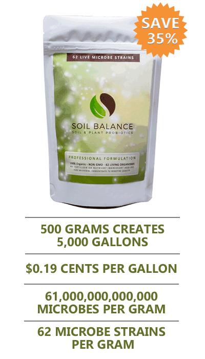 Soil Balance Pro - 500 grams 00015