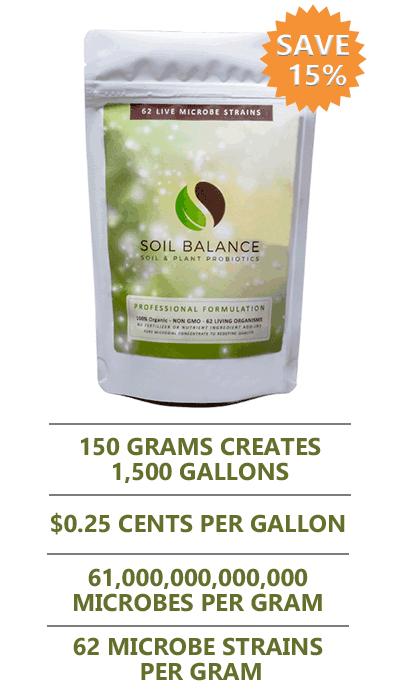 Soil Balance Pro - 150 grams 00013