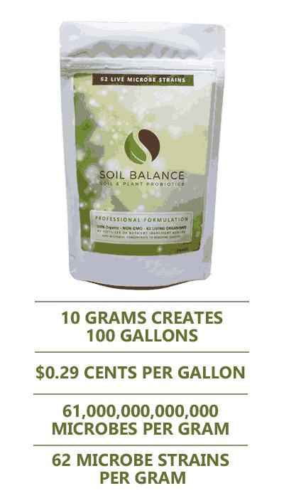 Soil Balance Pro - 10 grams 00010