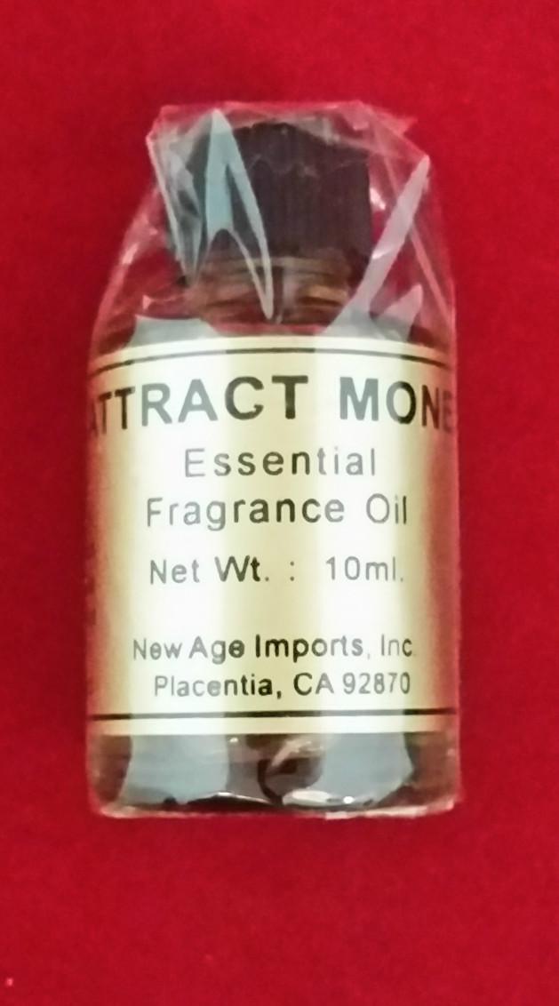 Attract Money Essential Aroma Oil