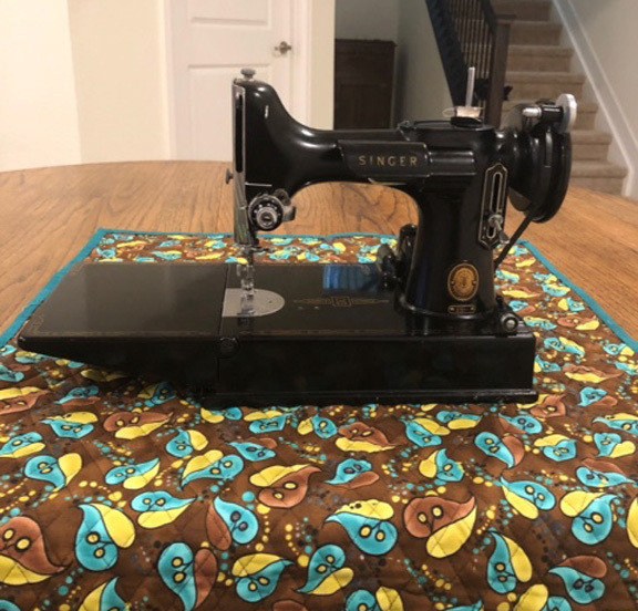 Care and Feeding of the Singer Featherweight