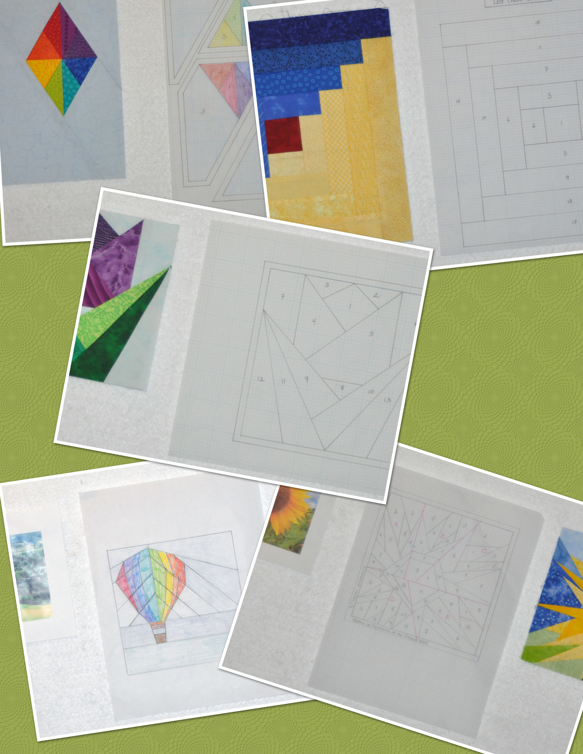 Demystifying Design for Paper Piecing 6508