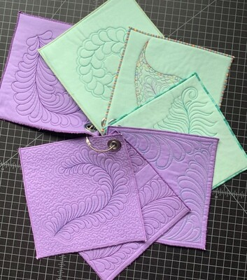 Machine Quilting Sampler Workshop