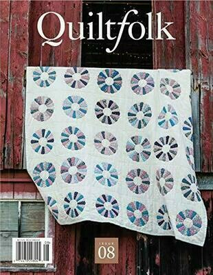 Quiltfolk Issue 8