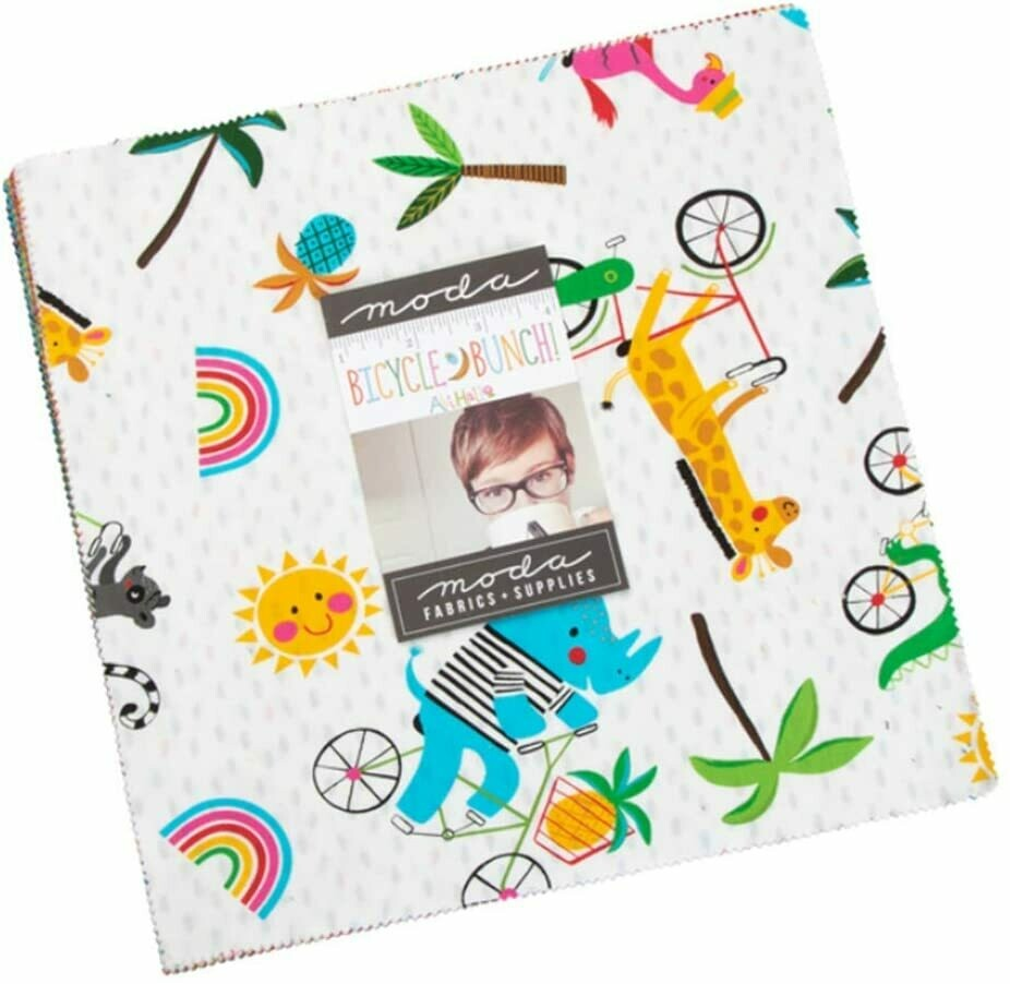 Bicycle Bunch Layer Cake (10