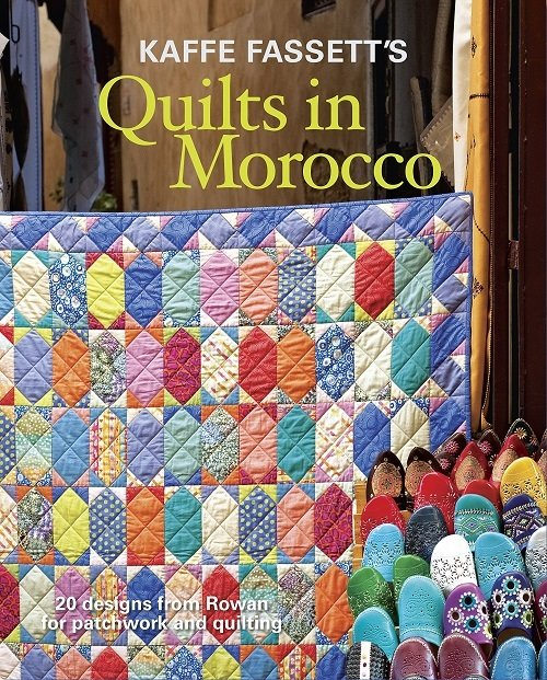 Kaffe Fassett's Quilts in Morocco 5498