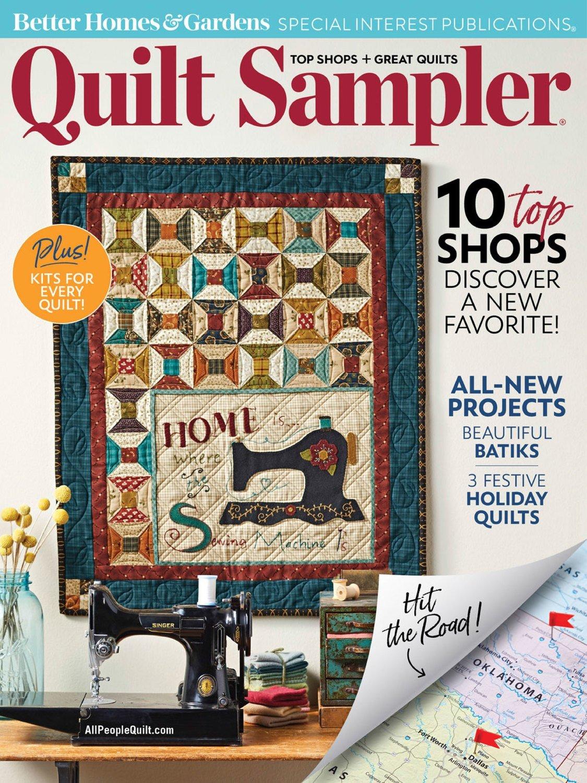 Quilt Sampler Fall/Winter 2018