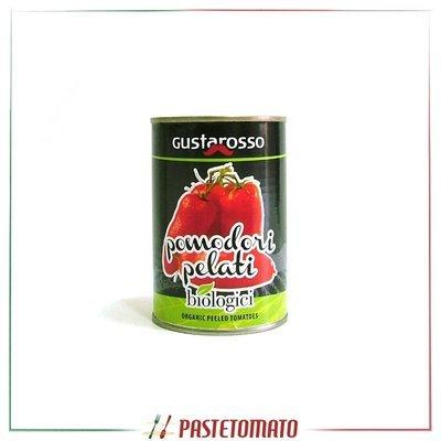 Pomodori pelati 100% italiani - prodotto da GUSTAROSSO
