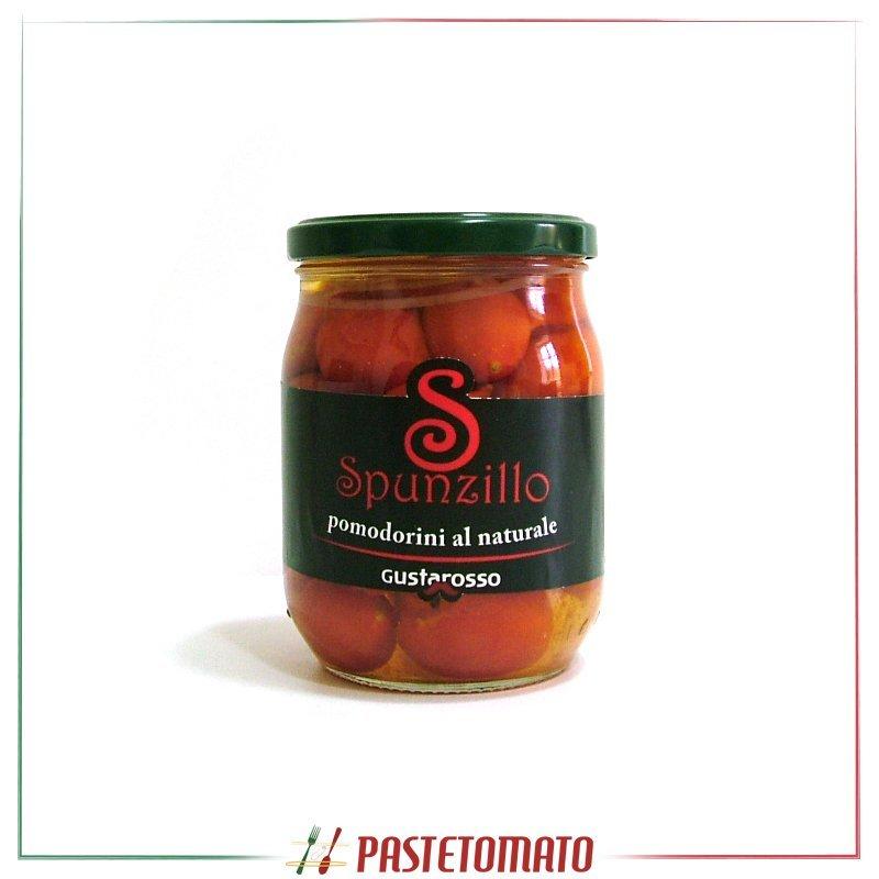 Spunzillo pomodorini al naturale - prodotto da GUSTAROSSO