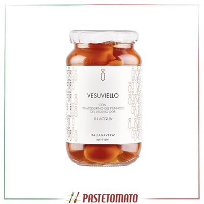 Pomodorino del Piennolo del Vesuvio DOP - prodotto da ITALIANAVERA