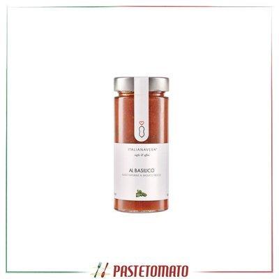 Sugo naturale al Basilico - prodotto da ITALIANAVERA
