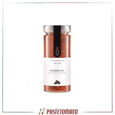 Sugo naturale alle melenzane - prodotto da ITALIANAVERA