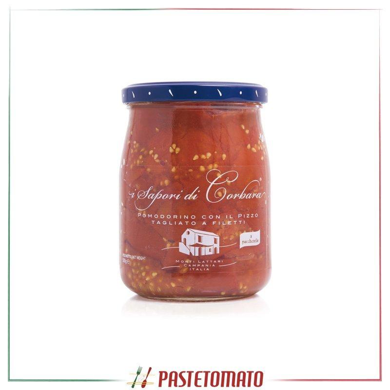 Pomodorino di Corbara 'a Pacchetelle- prodotto da I SAPORI DI CORBARA