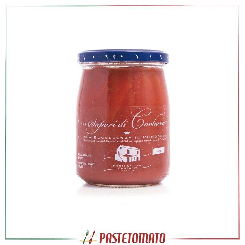 Pomodoro a filetti - prodotto da I SAPORI DI CORBARA