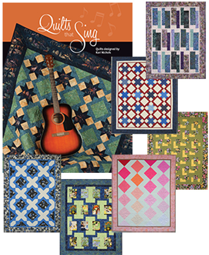 Quilts That Sing 754