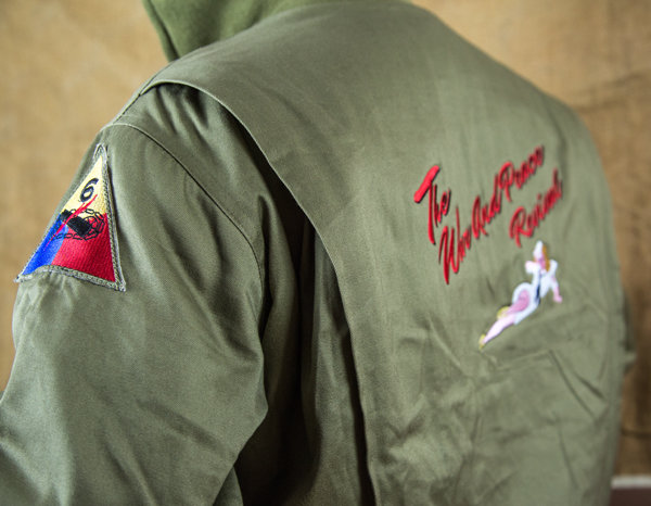 War and Peace Tankers Jacket 0043