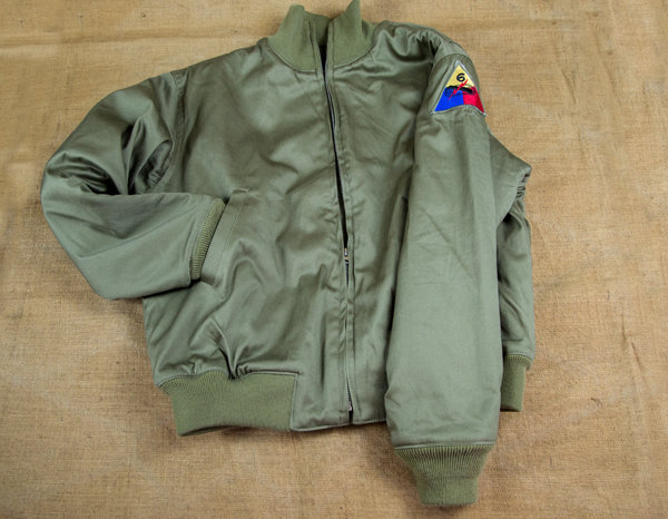 War and Peace Tankers Jacket