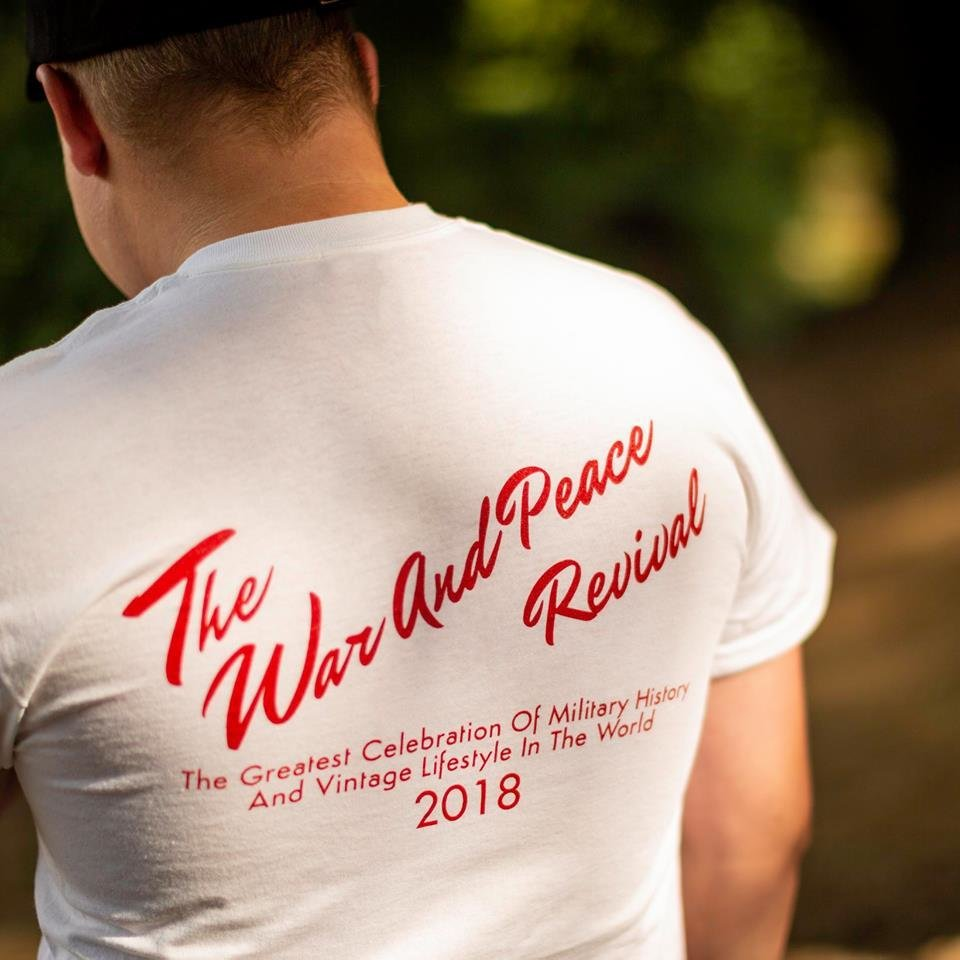 War and Peace 2018 T-Shirts
