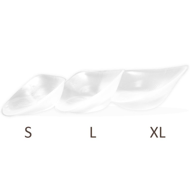 Size Enhancers - With Adhesive