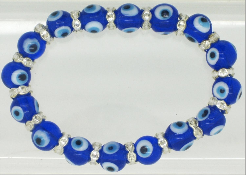 Evil Eye Elegance Bracelet