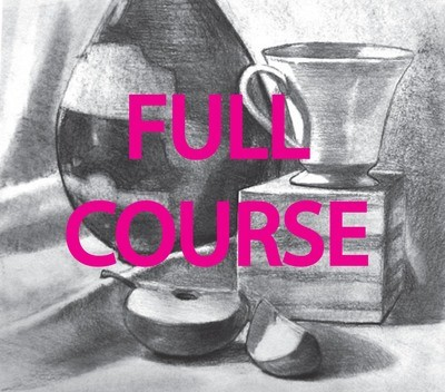 Drawing Course on Shape (Series 2 - five sessions)
