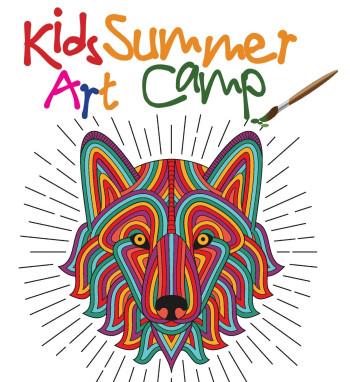 Kid's Summer 2019 Art Camp