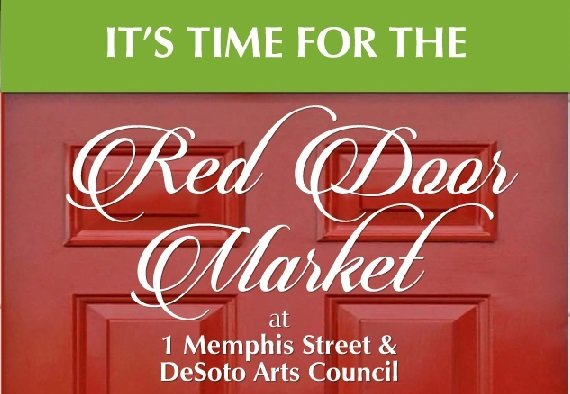 Red Door Market Vendor Booth All Taken -Email for Cancellation