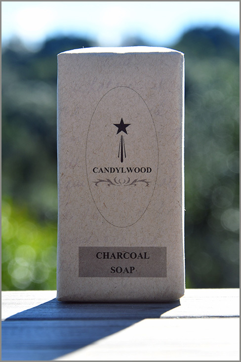 Charcoal Soap - Candylwood 01210