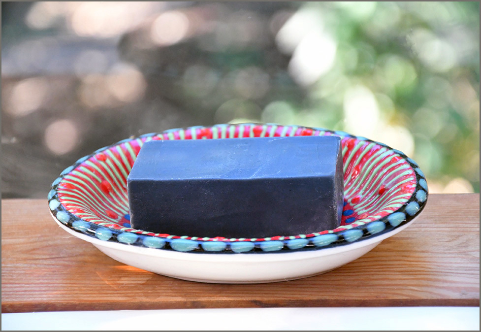 Charcoal Soap - Candylwood