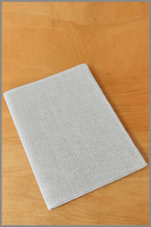 Stone Journal - Linen 01126