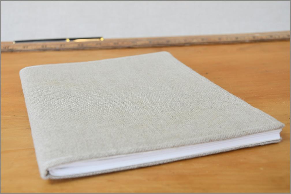 Stone Journal - Linen