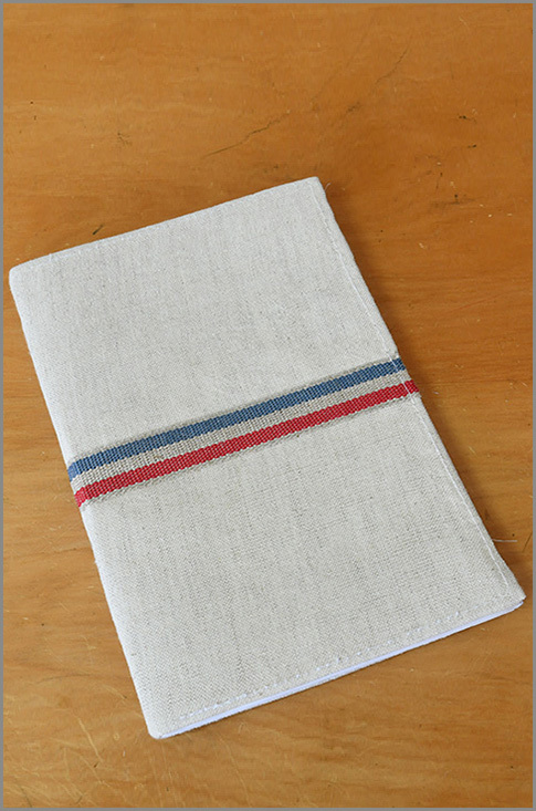 Journal - Recycled Paper (Almost French) 01135