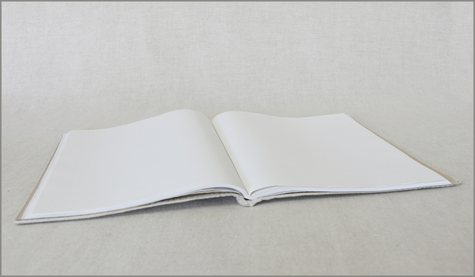 Journal - Recycled Paper (Almost French)